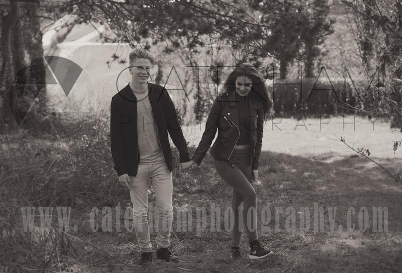 Surrey portrait photopher- Couple posing