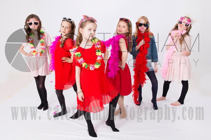 Surrey portrait photographer- serious girls