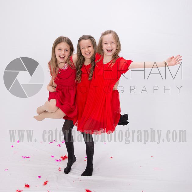 Surrey portrait photopher- cute Kids party Photoshoot