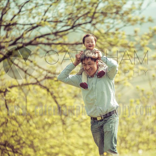 surrey portrait photographer- family photo shoot