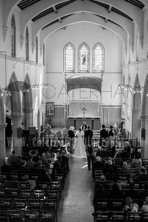 St Johns Church Coulsdon Wedding (153)