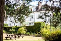 Picturesque View of Gorse Hill Wedding Venue, Woking Wedding Venue, Surrey Wedding Photographer