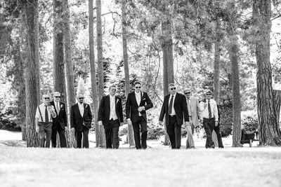 Surrey Wedding Photographer - beautiful, contemporary wedding photographs - Wedding group photos at Wedding venue Gorse Hill woking