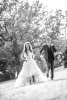 Surrey wedding photographer  Bride & Groom Portrait