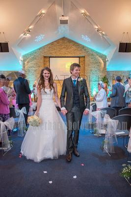 Reigate wedding photographer
