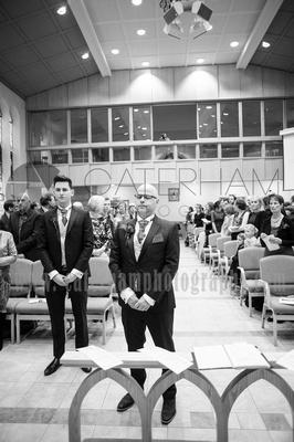 Addlestone wedding photographer