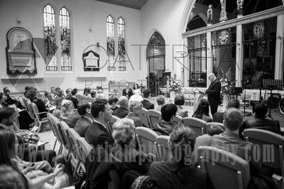 Wedding at St Paul's Church Addlestone