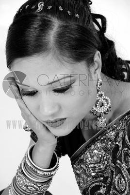 make-up Photographer-  Surrey photographer - adorable make-up portrait