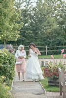 The Red Barn Wedding reception (9)