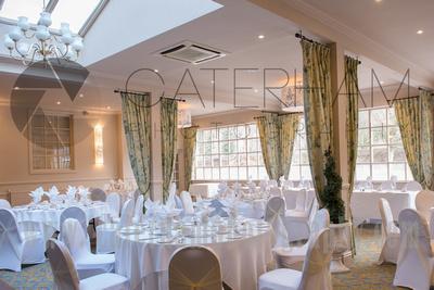 Surrey Wedding Photographer-  Reigate manor hotel- beautiful reception room