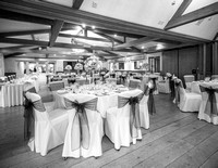 Mulberry House Weddings / The reception design - Beautiful weddings designs /  Surrey Wedding Photographers - Professional wedding photography