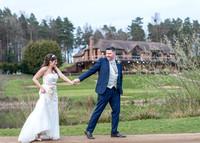 Kent wedding photographer - Westerham Golf Club