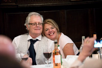 Surrey Wedding Photographer- Chiddingstone Castle- wedding guests