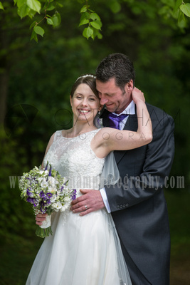 Surrey wedding photographer Hartsfield Manor   Wedding bride and groom portrait