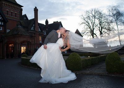 Surrey Wedding Photographer - beautiful, contemporary wedding photographs - Wedding group photos at Wedding venue Woodlands Park Hotel