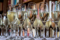 Surrey Wedding Photographer- Nutfield Priory- Wine Glasses 20
