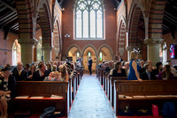 Surrey Wedding Photography, All Saints Kenley Wedding, Church Wedding