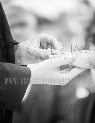 Surrey Wedding Photographer- Wedding Venue Mulberry House Weddings- During the beautiful wedding ceremony