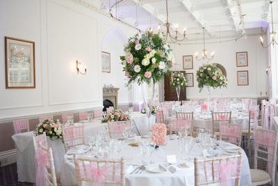 Surrey wedding photography De Vere Horsley Park Estate Towers Wedding