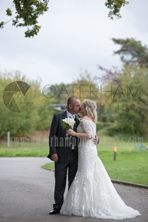 surrey wedding photographer Epsom Golf Club