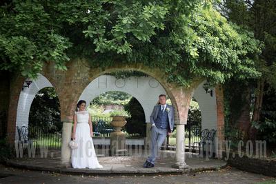 West Sussex Wedding Venue, Surrey Wedding Photographer Ghyll Manor Hotel Garden Wedding Shoot