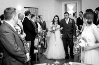 Surrey wedding photographer Farnham Castle Weddings