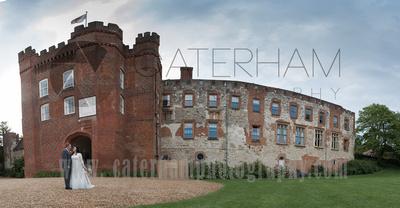 Surrey Wedding Venue Farnham Castle photographed by Surrey Wedding Photographer.
