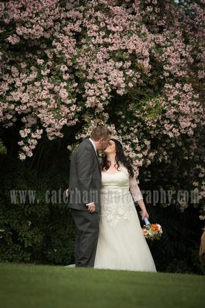 Surrey Wedding Venue photographed by Surrey Wedding Photographer. Bride and Groom.
