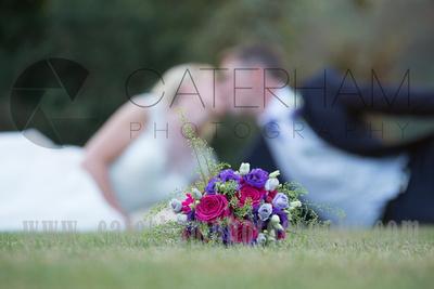 Surrey Wedding Venue, Surrey Wedding Photographer, Surrey Wedding Videographer,  Bride and Groom, Wedding Bouquet