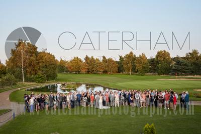 Surrey Wedding Venue, Surrey Wedding Photographer, Bletchingley Golf Club