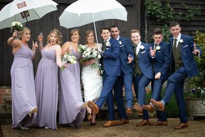 Surrey wedding Photographer- Wedding photography - Fitzleroi  Barn wedding