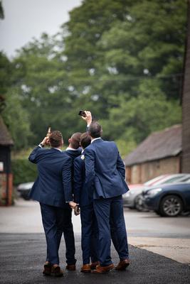 Surrey Wedding Photographer-Wedding photography - Fitzleroi  Barn wedding