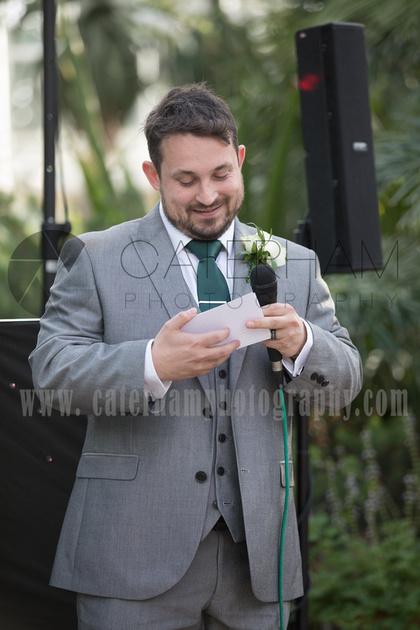 Wedding photography Wisley RHS Garden