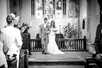 St. Mary's Church Cobham weddings