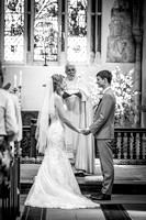 St. Mary's Church Cobham weddings