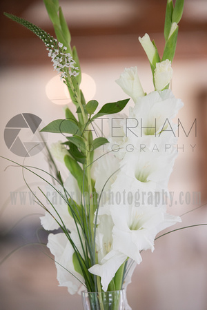 Surrey wedding photographer Coltsford Mill Wedding Oxted, Wedding Flowers