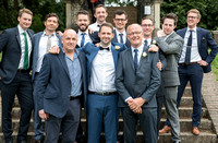 York House Twickenham Registry Office, London Wedding Venue, London Wedding Photographer, London Venue, Groom and Guests