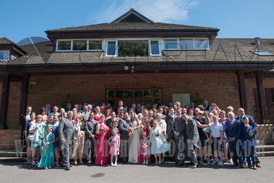 Chipstead Golf Club, Surrey Wedding Venue, Surrey Wedding Photographer, Surrey Wedding Photography, Surrey Wedding, Guests