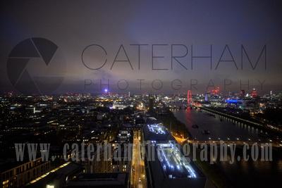 Beautiful London Panoramic Skyline, London Panorama, London Wedding Venue, London Wedding Photographer, London Weddings