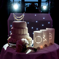 Surrey Wedding Photographer- Nutfield Priory venue wedding cake