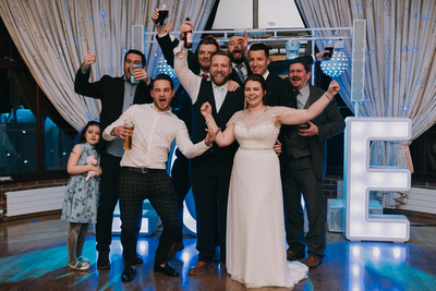 surrey wedding photographer Surrey national golf club Weddings DSC_5117