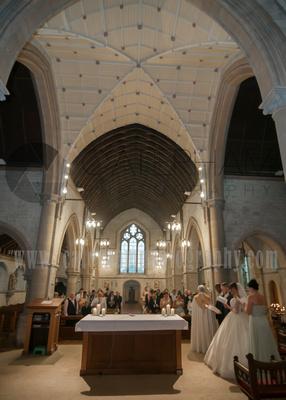 Surrey Wedding Photographer- selsdon park hotel- church wedding