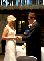 Surrey wedding photographer - wedding mercure box hill burford bridge