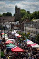 surrey event photographer- caterham food festival- overview