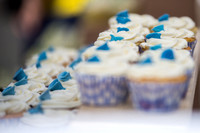 surrey event photographer- caterham food festival- cupcakes