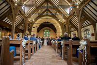 St Andrews church frimley green wedding (5)