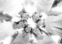 Surrey wedding photographer- bridesmaid portraits