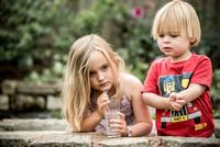 surrey party photographer- Birthday Party Photographer- park- children
