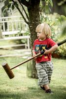 surrey party photographer- Surrey Birthday Party Photography- park- boy