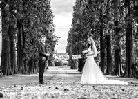 surrey wedding photographer- thank you for coming